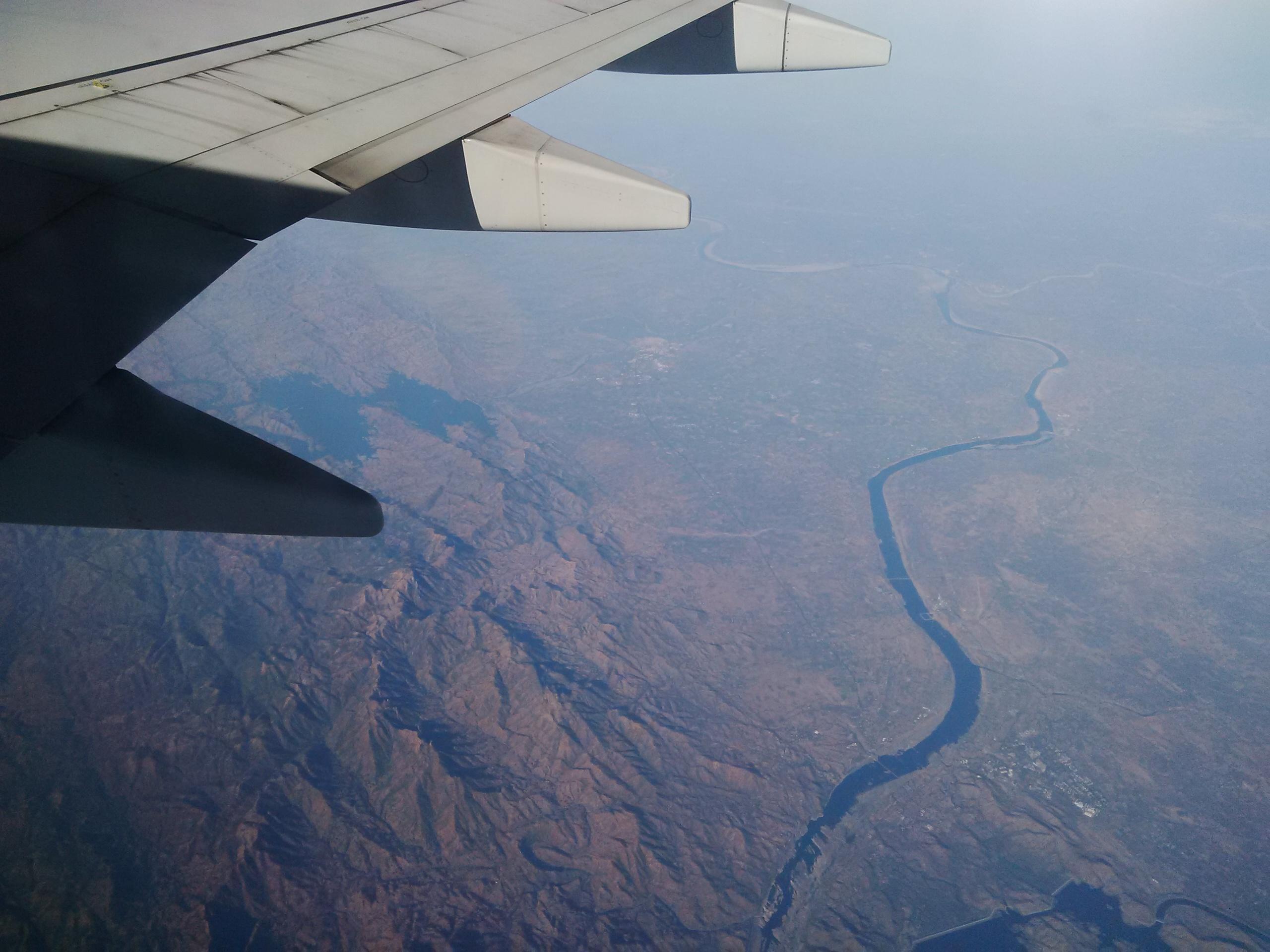 a river by a k ramanujan