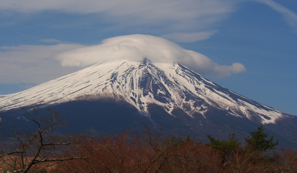 Fujisan, sacred place and source of artistic inspiration