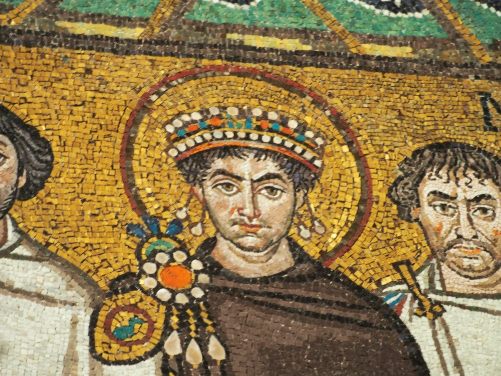 Justinian, Emperor of Byzantiun